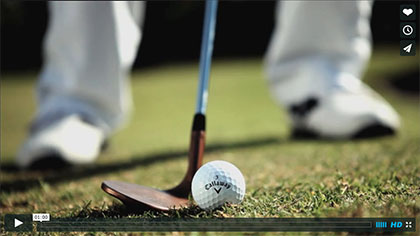 Calloway Golf Tips - Content